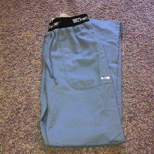 Greys Anatomy brand scrub pants size XS
